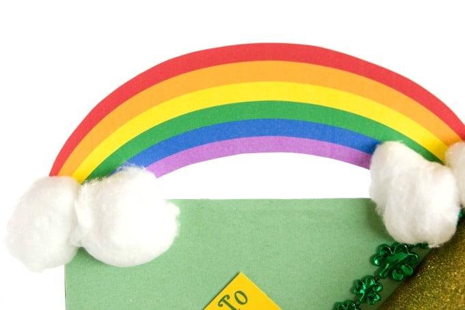 Leprechaun rainbow