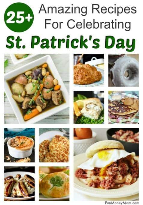 St. Patrick's Day food
