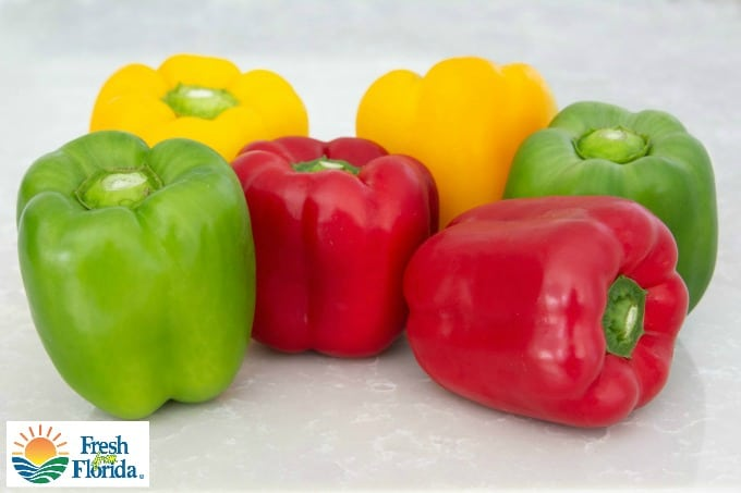 Fresh From Florida Bell Peppers