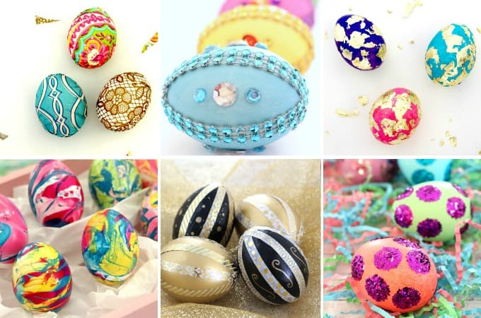 Easter Egg Decorating feature
