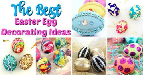 Easter egg decorating facebook
