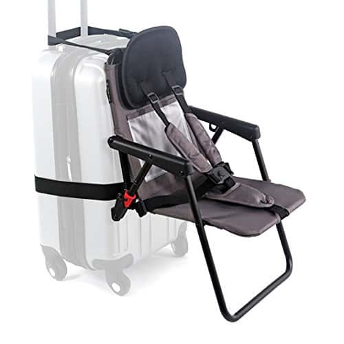 Toddler seat for travel