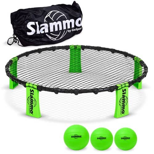Slammo Beach Game