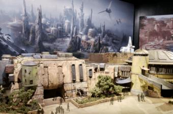 Star Wars: Galaxy's Edge feature