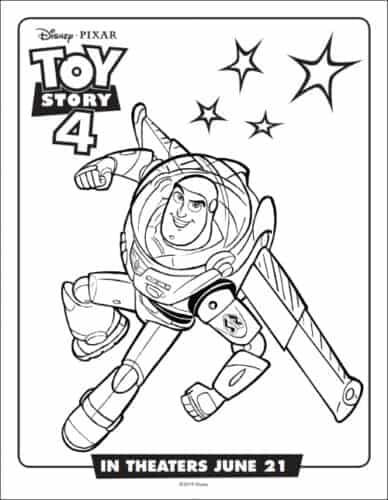 How to Coloring Jessie and Bullseye. Toy story 2 Coloring Pages ... | 500x388