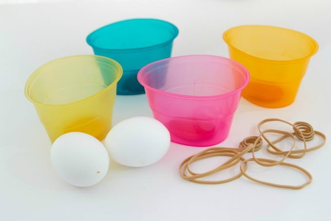 Food coloring for Easter eggs