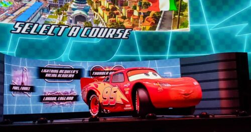 Lightening McQueen Racing Academy