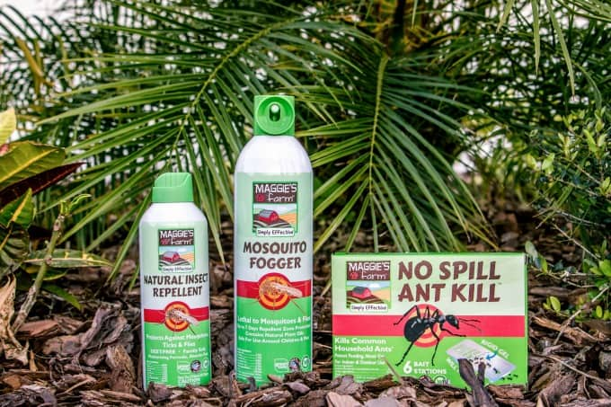 Maggie's Farm bug control products