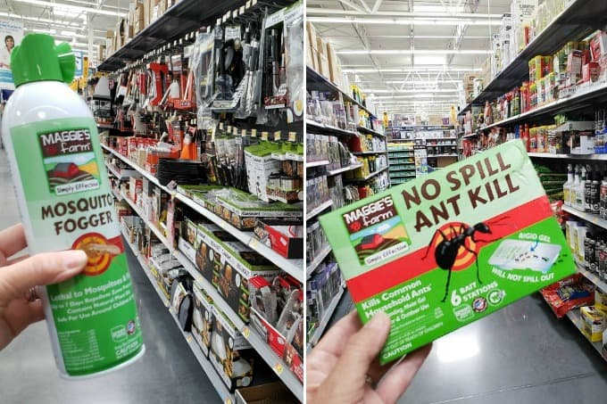 Shopping for Maggie's Farm pest control products at Walmart
