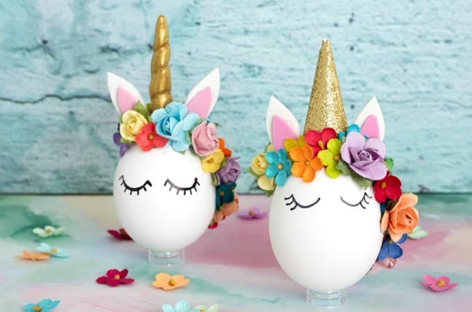 Unicorn Easter Eggs