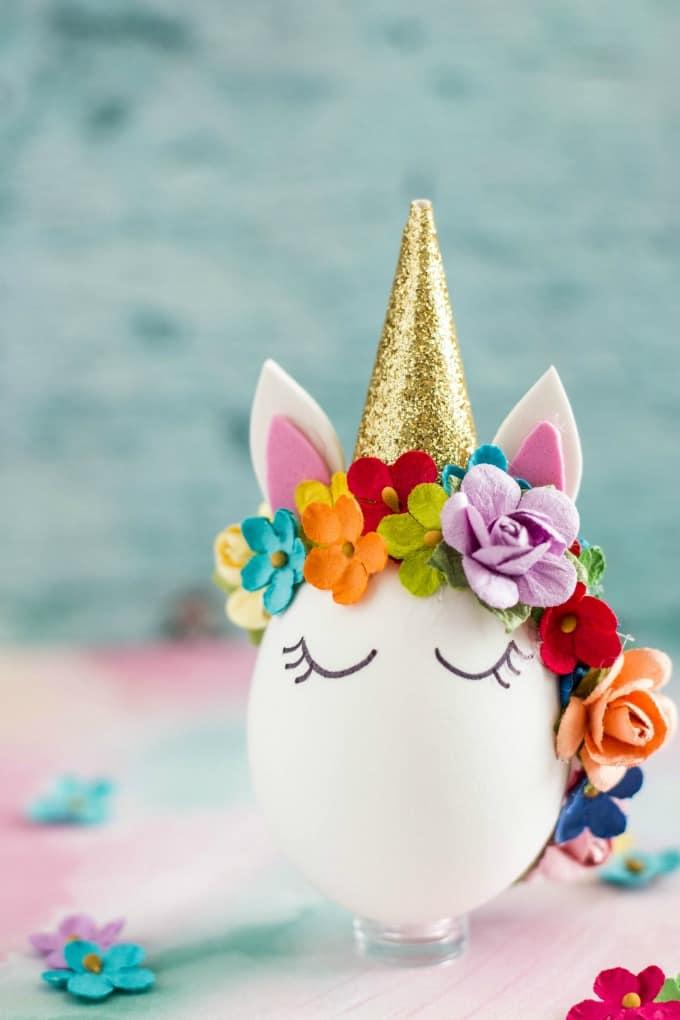 Unicorn Easter egg