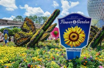 Epcot's Flower & Garden Festival Feature