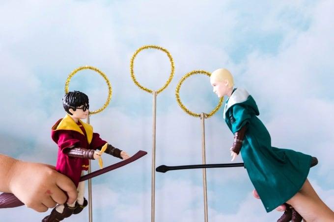 Harry Potter showdown