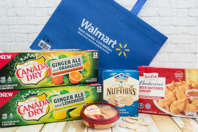 Walmart summer snacks