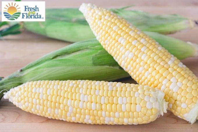 Fresh From Florida sweet corn