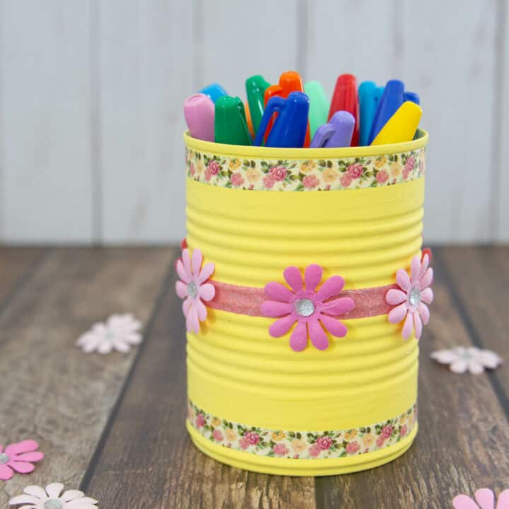 Mother's Day Pencil Holder