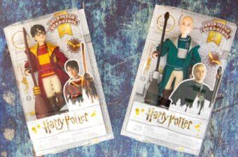 Harry Potter Quidditch Dolls