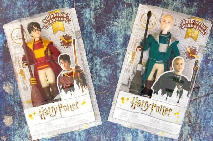 Harry Potter Quidditch Dolls