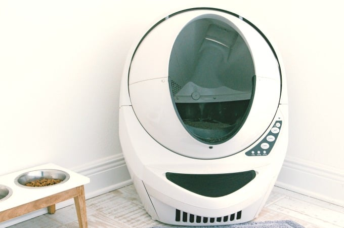 The Litter Robot 3