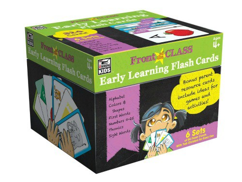 Earling learning flash cards
