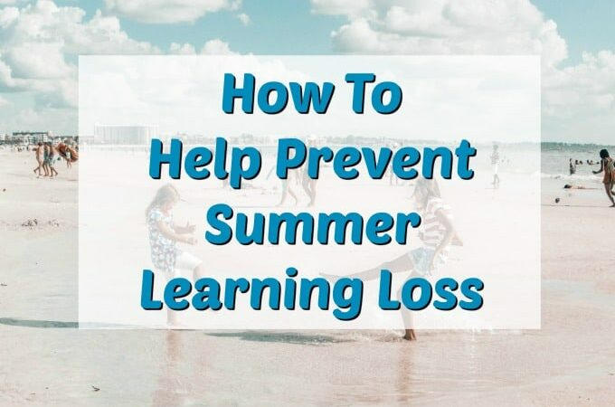 Summer Learning Loss feature