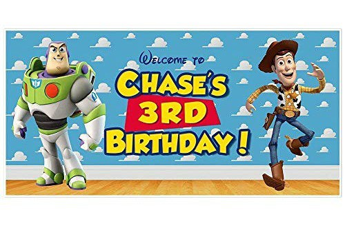 Toy Story party banner