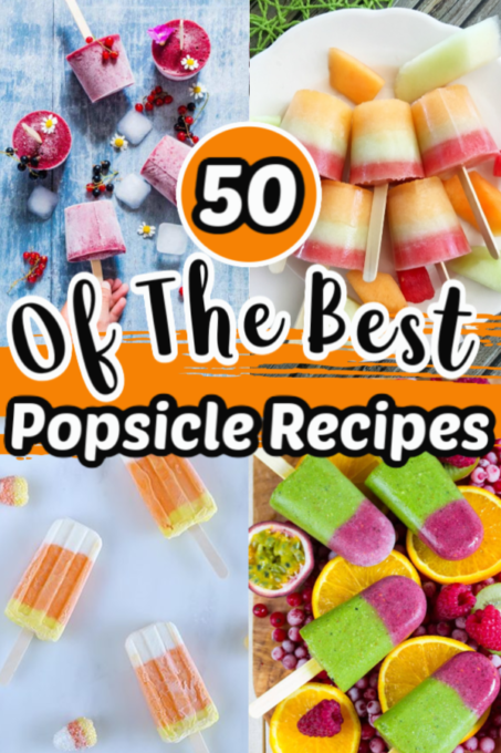 Pictures of popsicles