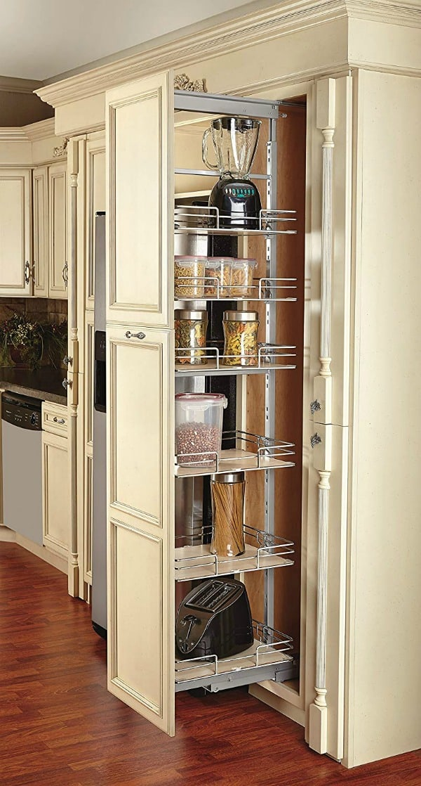 25+ Of The Best Ever Kitchen Organization Ideas - Fun ...