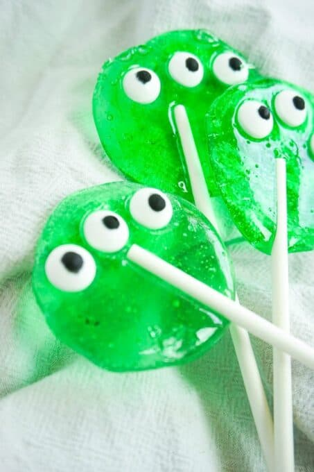 Alien Lollipops