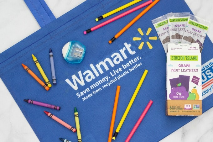 Back To School Supplies at Walmart