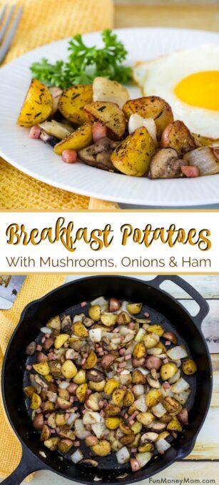 Breakfast Potatoes recipe