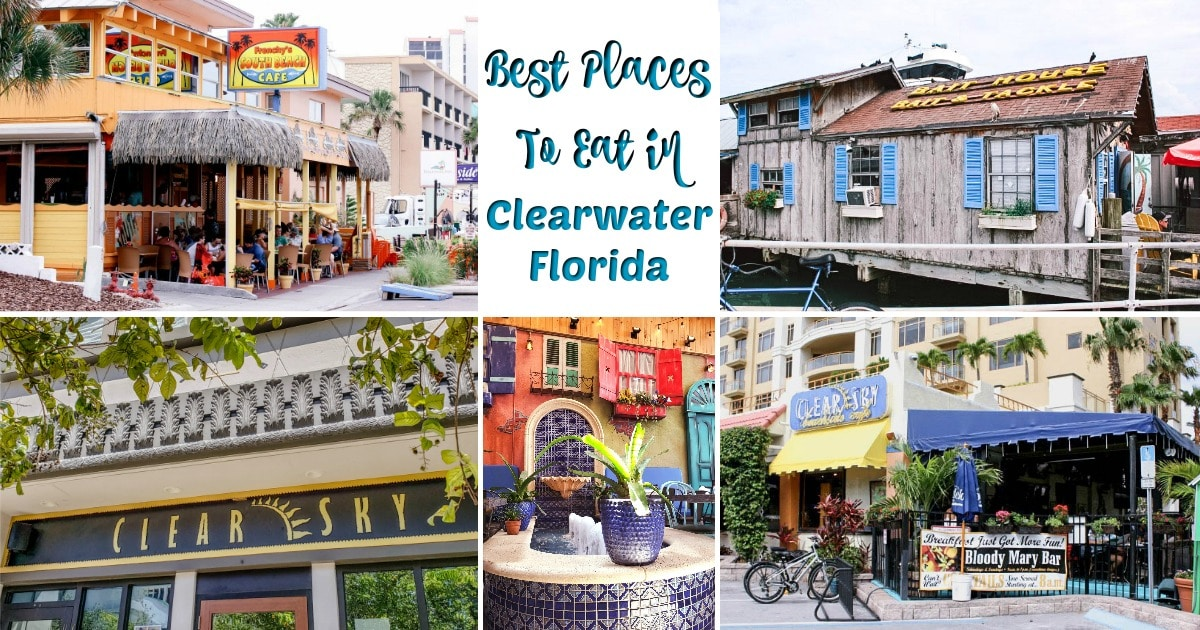 Best Places To Eat In Clearwater Florida