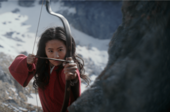 New Mulan movie photos