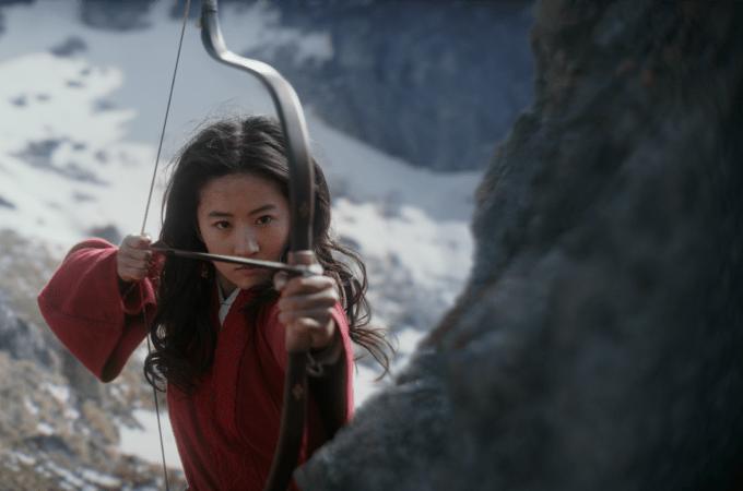 New Mulan movie photos