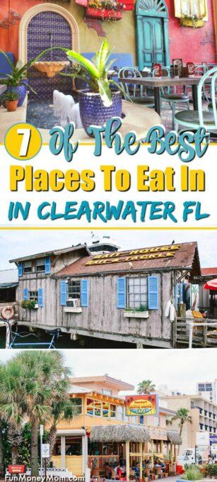 Restaurants in Clearwater Florida