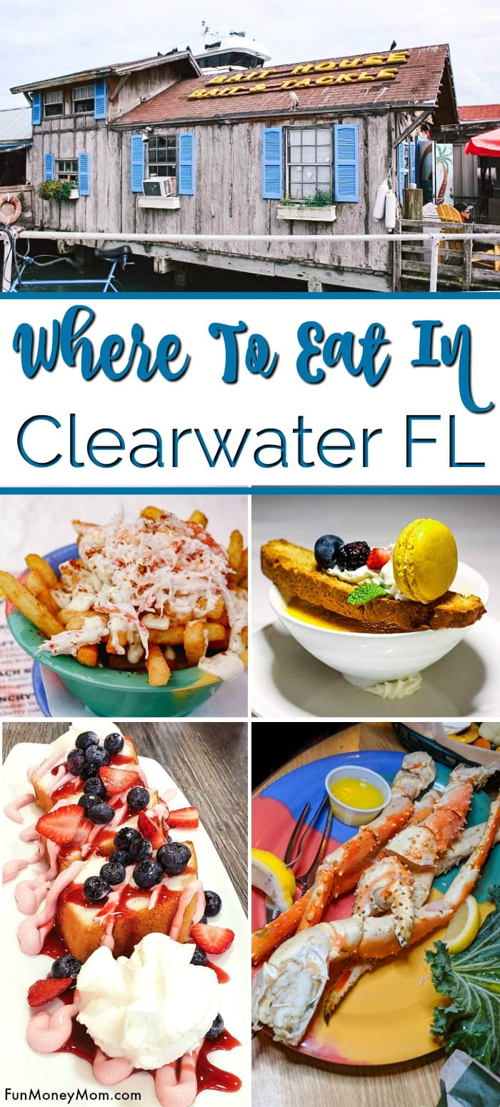 The Best Places To Eat In Clearwater Florida Fun Money Mom