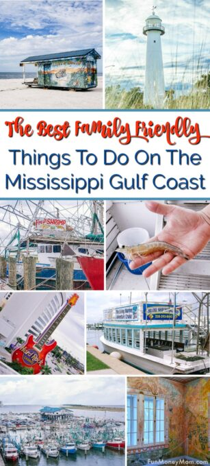 Family friendly things to do on the Mississippi Gulf Coast