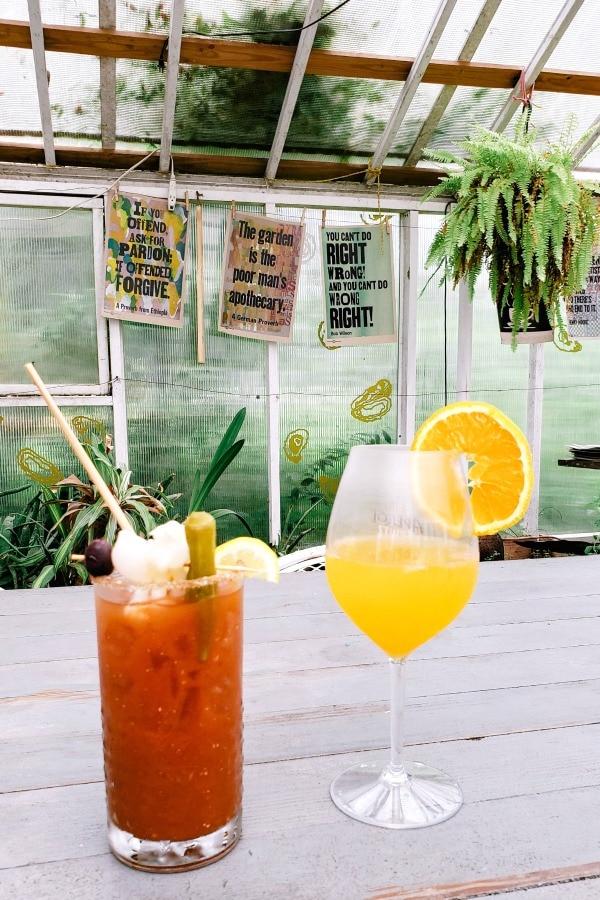 Cocktails in Coastal Mississippi