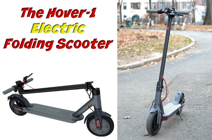Hover 1 Electric Folding Scooter feature