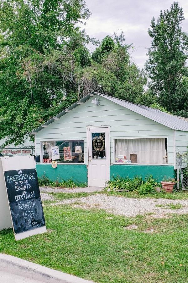 Greenhouse On Porter in Coastal Mississippi