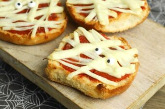 Mummy Pizza feature