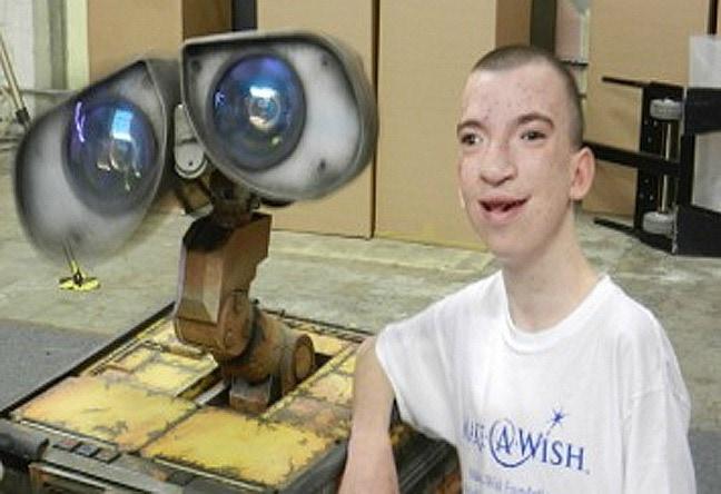 Walle Make a Wish