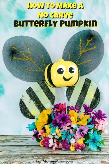 Bumblebee pumpkin Pinterest 1a