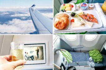 Finnair Business Class Feature