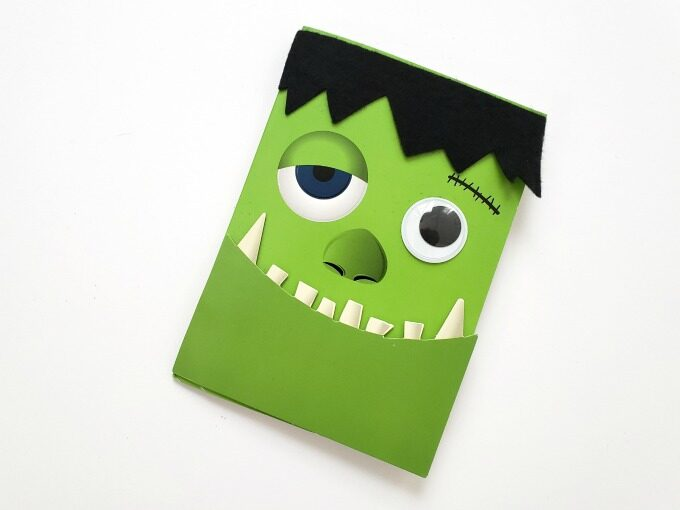 Frankenstein card