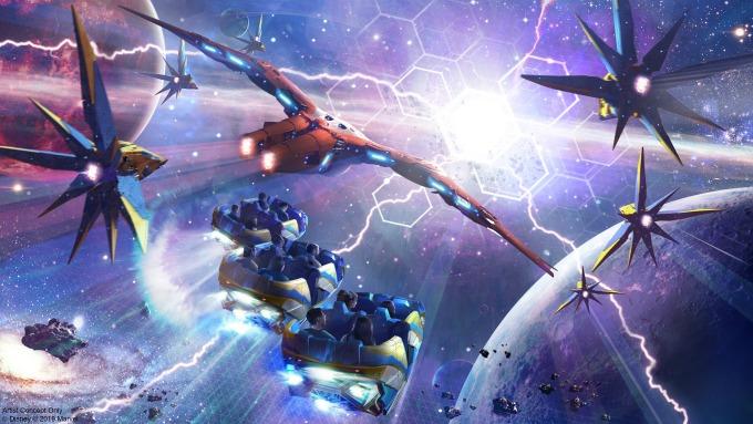 Guardians Cosmic Rewind
