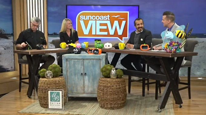 Suncoast View Pumpkin Segment