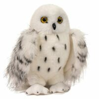 Snowy Owl Plush Stuffed Animal