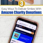 Amazon Charity Donations Pin