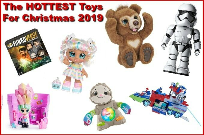 Christmas toys feature